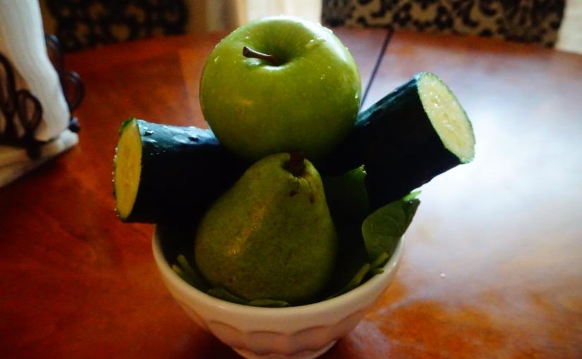 Green Go Go Juice!