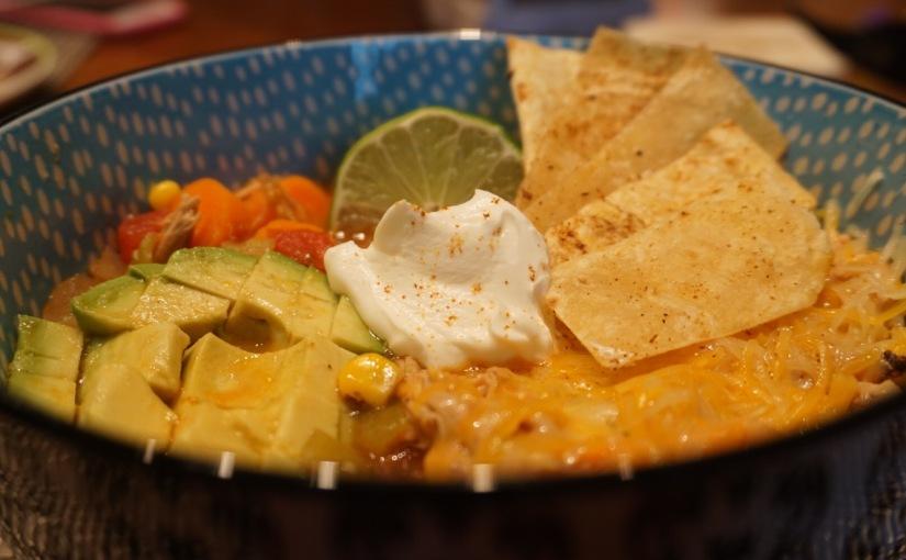 My Favorite TortillaSoup!